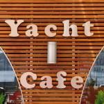 Yacht Cafe - Γράμματα με σόκορο